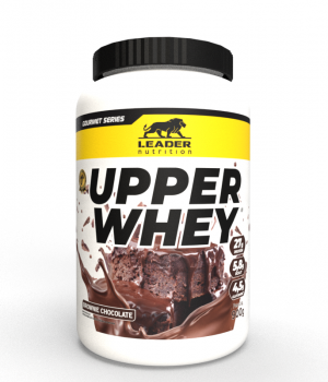 UPPER WHEY BROWNIE DE CHOCOLATE